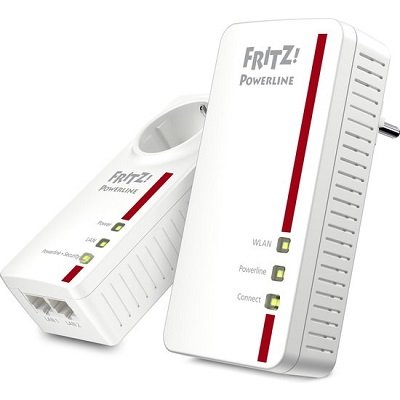 AVM FRITZ!Powerline 1260E - Wifi Powerline