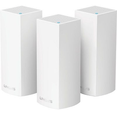 Linksys Velop Tri Band - Multiroom Wifi Systeem